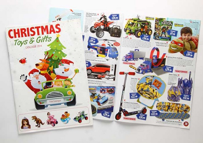 Xmas Toys Catalogue