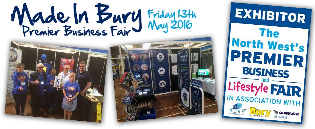Made In Bury – Premier Business Fair 2016