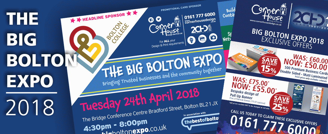 The Big Bolton Expo 2018