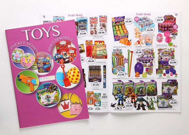 Toys Catalogue