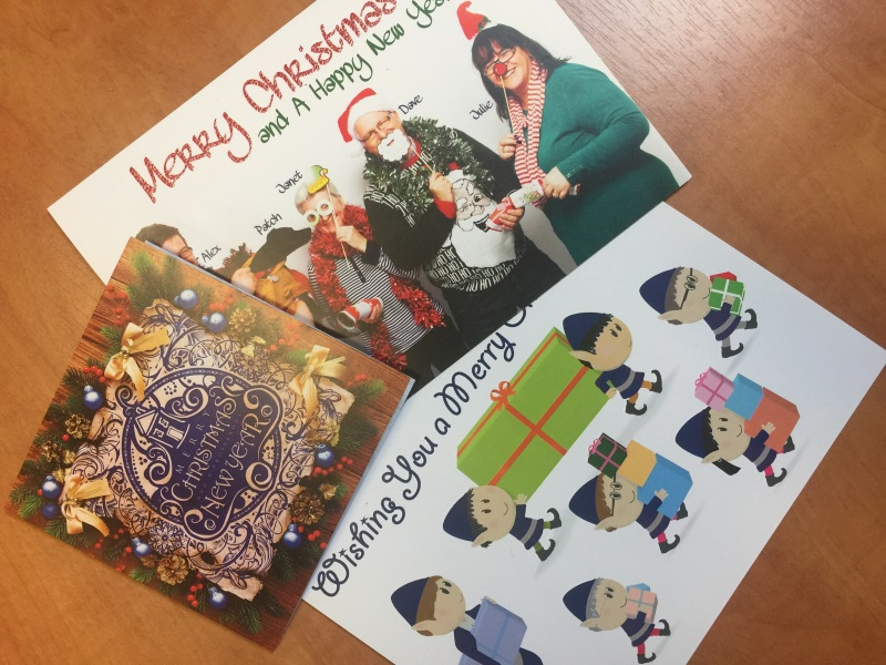 Top Tips for sending Christmas cards to your clients | Corner House ...